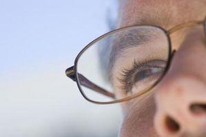 Effektene av alder på Optical System
