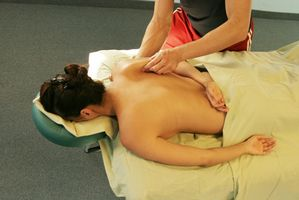 Elektrisk massasje behandling Tabeller