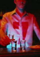 hvordan alkohol påvirker nervesystemet