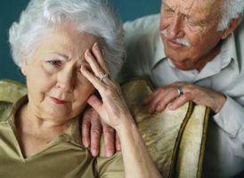 Hva er årsakene til svimmelhet hos eldre?