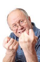 Foods å vokse hår i eldre mennesker
