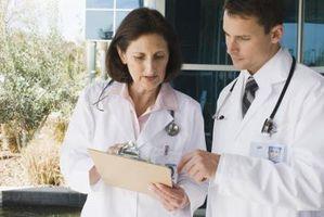 Nyre og binyre Disorder Symptomer