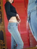 Hvordan å miste magen vekt trygt