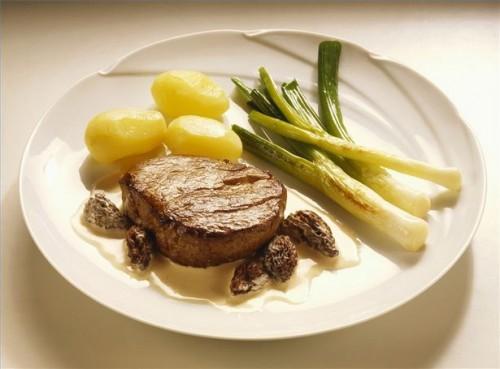 Hvordan spise sunt på Longhorn Steakhouse