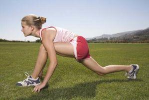 Fysiske aktiviteter for å frigjøre endorfiner for Teens