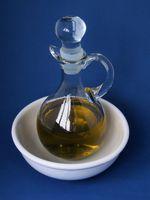 Hvordan bruke Extra Virgin Olive Oil på en babyens hud