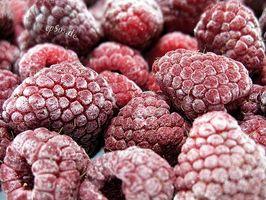 Er frossen frukt sunt?