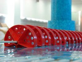 Hvordan å miste vekt Svømming en Mile a Day