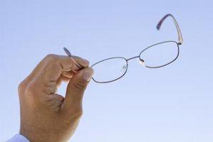 Positivt og ulemper med brille Materials