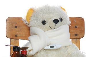 Hva er behandlingen for barn med influensa?