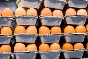 Hva skjer med egg når de utløper?