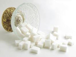 Liste over vanlige karbohydrater