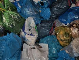 Ting laget av resirkulerte plast Vesker