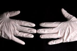 Medisinske prosedyrer som ikke krever at du å bruke hansker