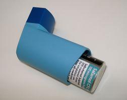 Unike Symptomer på astma Vs.  Hjertesvikt