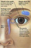 Hva er tørre øyne syndrom hos barn?