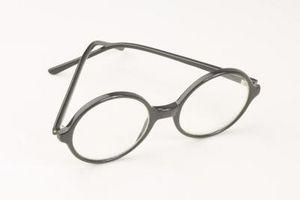 Hvordan fikse krakelering brille