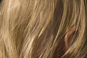 Årsaker et plutselig tap av en stor masse av Hair