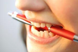 Hvordan helbrede en sår i munnen