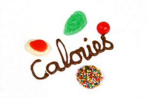 Hvordan beregne den totale kalorier i Mat