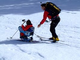 Hvordan hjelpe fysisk handikappede barn