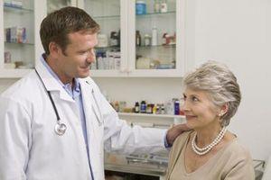 Hva er lesjonen ved Parkinsons sykdom?