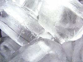 Ice Behandling for hemorroider