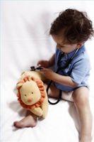 Infant influensa symptomer