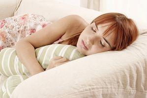 Hva slags pusteøvelser kan jeg gjøre før sengetid?