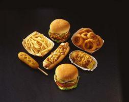 Hvordan dempe sult etter spise karbohydrater