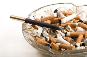 Forskjellene mellom Sigarer og sigaretter