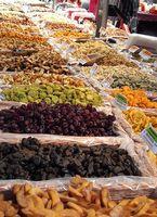 Er tørket frukt en sunn snack?