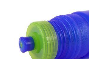 Hvilke kjemikalier som i plastflasker?