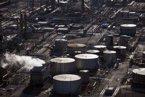 Hvordan Test oljetanker og Grunnvann