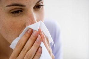 Effekter av lav luftfuktighet på People