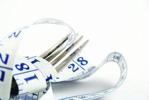 Små skritt for å miste vekt