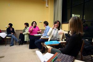 Nonverbal Språk Terapi for slagpasienter