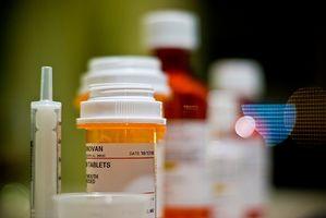 Medisinering for interstitiell cystitt
