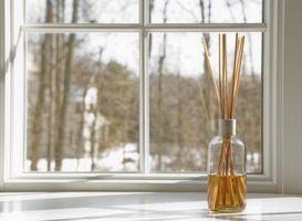 Hvordan bruke Aroma Diffuser Reeds