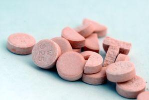 Pharmaceutical Drug Identifikasjon Informasjon