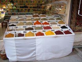 De medisinsk bruk av urter og krydder