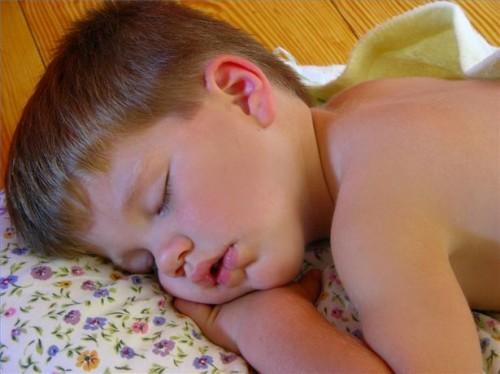 Søvnforstyrrelser hos barn