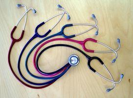 Den beste måtene å rense en Stethoscope