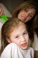 Hvordan behandle lus hos barn
