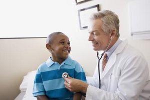 Normale oksygenmetning nivåer hos barn