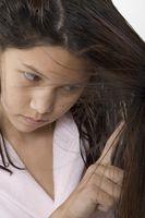 Om hårvekst i Pubertet