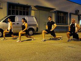 Cellulite Cure av trening