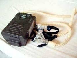 Hvordan kan et CPAP Machine fungerer?