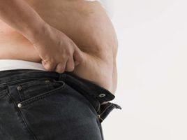 Hvordan redusere Belly Fat Uten Extreme Diet