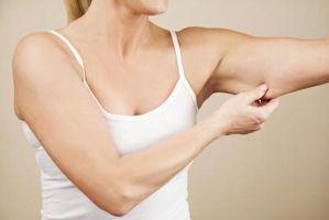 Hvordan unngå løs hud under slanking